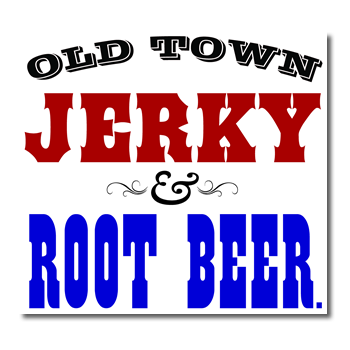 Old Town Jerky and Root Beer