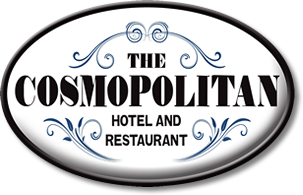Link to Cosmopolitan Hotel and Restaurant Website