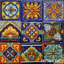The Tile Shop Fiesta De Reyes - Discount mexican tile